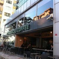 Photo prise au Starbucks par Ugur P. le12/22/2010