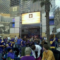 Photo taken at Champions Square by Kirsten M. on 11/5/2011