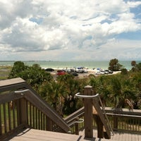 Photo taken at Honeymoon Island State Park by T A. on 7/15/2012