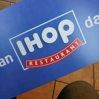 Photo taken at IHOP by Monique A. on 12/18/2011