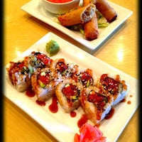 Photo taken at Nori Modern Noodle and Sushi by Corey O. on 2/24/2012