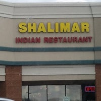 Photo taken at Shalimar Indian Restaurant by Aabbaa B. on 12/30/2011