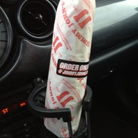 Photo taken at Jimmy John's by Cecil E. on 2/28/2012