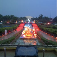 Photo taken at Celebration of Lights by dwi arum a. on 7/6/2012