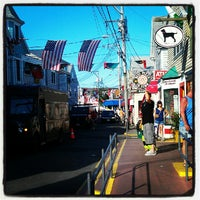 Photo taken at Commercial Street (East End) by Michael on 7/2/2012