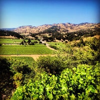 Photo taken at Silverado Vineyards by Melissa B. on 6/25/2012