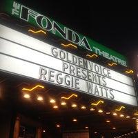 Foto scattata a The Fonda Theatre da Carmen d. il 5/31/2012
