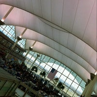 Photo taken at Jeppesen Terminal by miamism on 3/14/2011