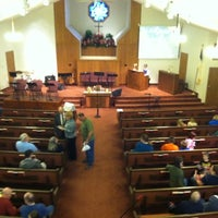 Photo taken at Oswego Christian Church by Caleb H. on 2/27/2011