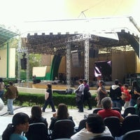 Photo taken at Foro Felipe Villanueva by Hammurabi B. on 11/20/2011