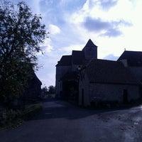Photo taken at Église Seniergues by Michel L. on 11/18/2011