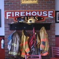 Photo taken at Firehouse Subs by Angela K. on 9/6/2011