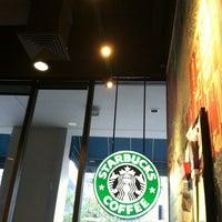 Photo taken at Starbucks by Corissa M. on 4/23/2012