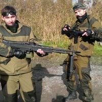 Photo taken at Война by Sergei T. on 10/2/2011