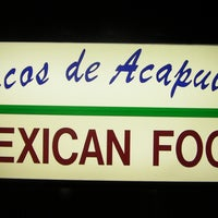 Photo taken at Tacos de Acapulco by slonews on 1/26/2012