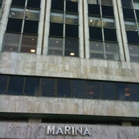 Photo taken at Marina Palace Rio Leblon by Rodrigo S. on 8/3/2012