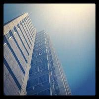 Photo taken at TWU - CFO (Classroom Faculty Office Building) by Dan S. on 7/25/2012