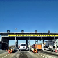 Photo taken at California Department of Food and Agriculture, Yermo Inspection Station by Edward O. on 4/10/2012