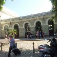 Photo taken at Stazione Rimini by Gianluca B. on 6/22/2012