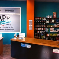 Photo taken at APP informática by Alberto C. on 2/24/2012