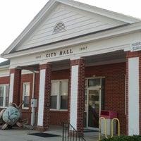 Photo taken at Tybee Island City Hall by Jillian C. on 3/11/2012