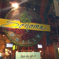 Photo taken at Sonoma Grille by Ben B. on 2/24/2012