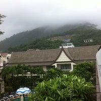 Photo taken at Centara Kata Resort Phuket by Lam H. on 6/7/2012