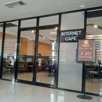 Photo taken at Internet Café by Kamamm V. on 3/13/2012