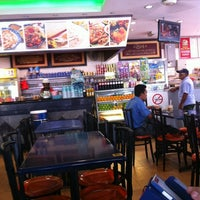 Photo taken at Restoran Al-Wazer Maju by Sharman M. on 9/3/2012