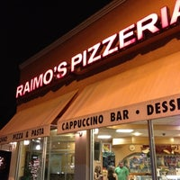 Photo taken at Raimo's Pizzeria by Hank L. on 8/19/2012