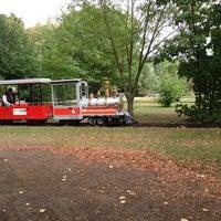 Photo taken at Tiergarten by Martin E. on 8/31/2012
