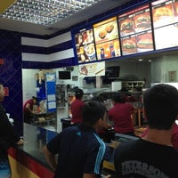 Photo taken at Burger King by Jeannette C. on 6/3/2012