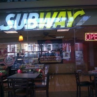 Photo taken at SUBWAY by Michael &. on 3/7/2012