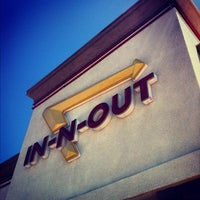 Photo taken at In-N-Out Burger by Nick H. on 6/17/2012