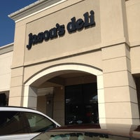 Photo taken at Jason's Deli by Andrew R. on 8/26/2012