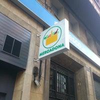 Photo taken at Mercadona by Javi N. on 8/27/2012