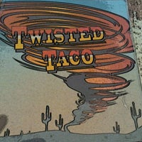 Photo taken at Twisted Taco by Ashley C. on 6/2/2012