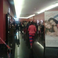 Photo taken at Cine Araújo by Lucas J. on 5/8/2012
