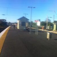 Photo taken at Wynnum Railway Station by Mark B. on 7/22/2012