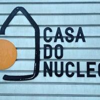 Photo taken at Casa Núcleo Espaço Cultural by *Chico Rojo* on 6/5/2012