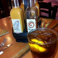 Photo taken at Nando's by Lyza S. on 9/8/2012