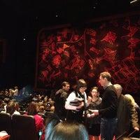 Foto tomada en Minskoff Theatre por Jeongseok L. el 4/1/2012