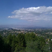 Photo taken at Topanga Canyon Lookout by Kirk D. on 3/13/2012