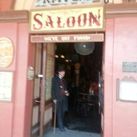 Photo taken at Big Nose Kate's Saloon by Terry G. on 8/7/2012