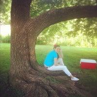 Photo taken at Azalea Garden by Joshua M. on 5/29/2012