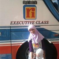 Photo taken at Agen Bus Rosalia Indah by Djamal B. on 6/10/2012