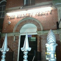 Photo taken at The Hedley Verity (Lloyd's No. 1 Bar) by Andrej C. on 2/13/2012