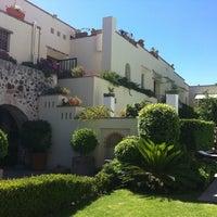 Foto tomada en Doña Urraca Hotel & Spa por Javier S. el 4/23/2012