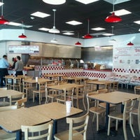 Photo taken at Five Guys by Ray F. on 7/10/2012