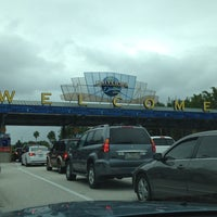 Photo taken at Universal Orlando Resort Parking Complex by Daniel L. on 4/14/2012